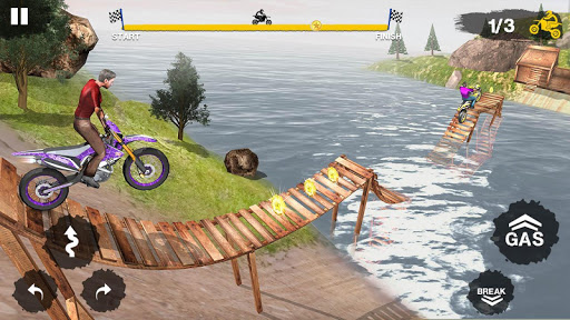 Stunt Bike Racer 2018 1.1 screenshots 1