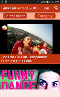 Girls Fail Videos 2018 - Funny Fails Video Clips - náhled
