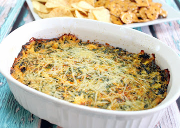 Spinmex Dip Recipe