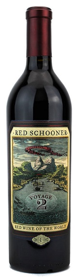 Logo for Red Schooner Voyage 2 By Caymus