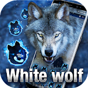 3D Wolf &animal style launcher theme &wallpaper