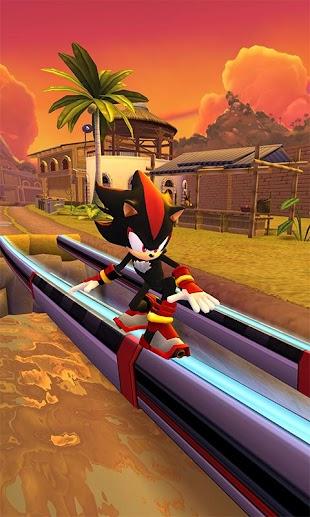 Sonic Dash 2: Sonic Boom- screenshot thumbnail