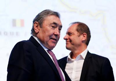 Eddy Merckx cible déjà le profil du futur vainqueur du Tour de France