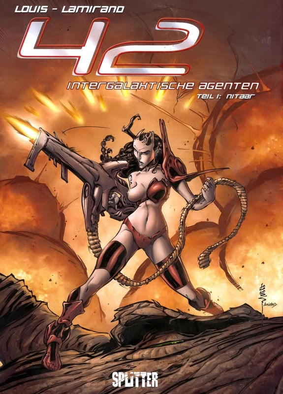 42 - Intergalaktische Agenten (2013) - komplett