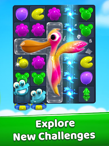 Balloon Paradise - Free Match 3 Puzzle Game 3.7.0 screenshots 8