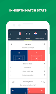 FotMob – Live Soccer Scores Mod 91.0.6068.20190121 Apk [Pro/Unlocked] 5