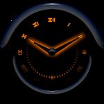 KAIO Laser Clock Widget Icon