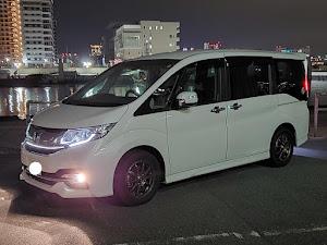 ステップワゴンスパーダ RP3のカスタム事例画像 kazuyukiさんの2020年01月26日18:10の投稿