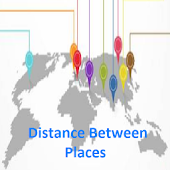 Route Directions, Distance & Time  without GPS