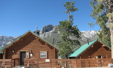 Photo: Rustic Cabins at the Lodge