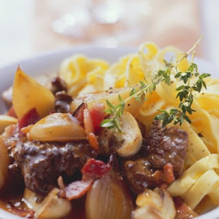 Beef Stew Pasta Recipes