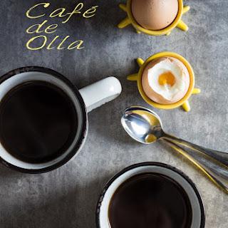 Cafe de Olla.