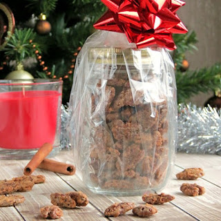 Homemade Sugar Coated Pecans