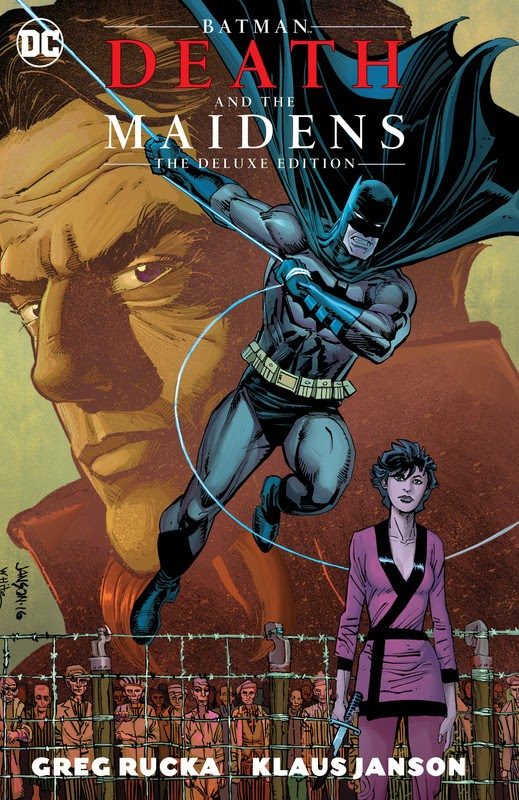 Batman: Death and the Maidens: The Deluxe Edition (2017)