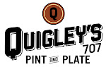 Logo for Quigley's Pint & Plate