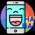 Phone jokes mobile sounds voice jokes mixer free☎️ icon