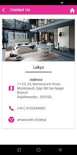 Lekya for PC-Windows 7,8,10 and Mac apk screenshot 5