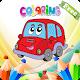 Coloriage des enfants Voitures (game)