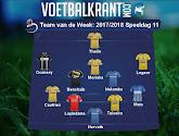 Ons Team van de Week met uiteraard heel wat spelers van Waasland-Beveren