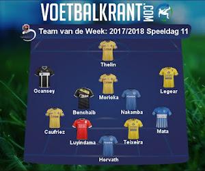 Dit is ons Team van de Week!