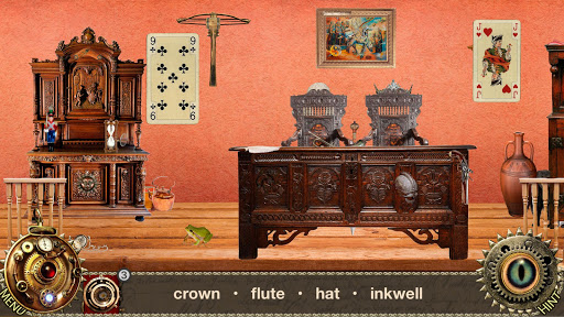 Alice in Wonderland : Seek and Find Games Free 1.3.009 screenshots 14