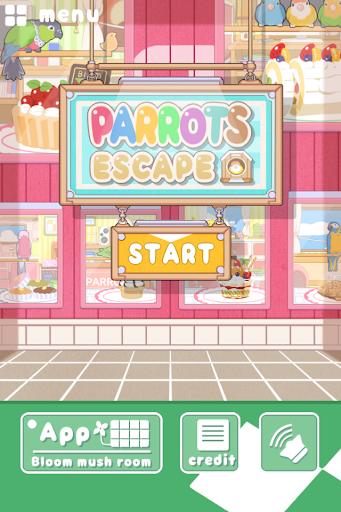 Parrots Escape