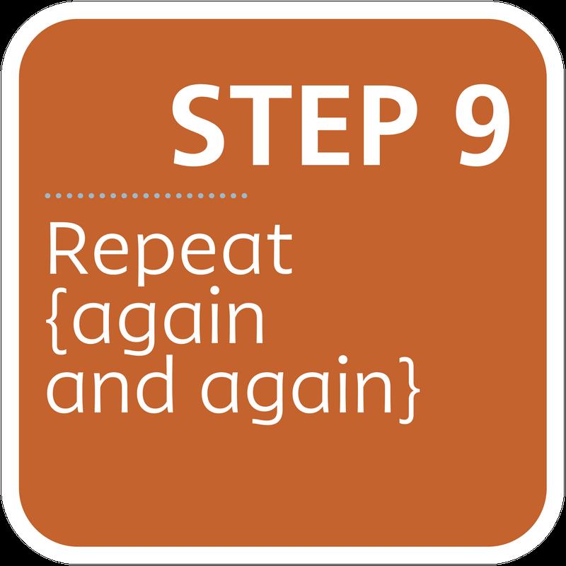 Step 9 Create