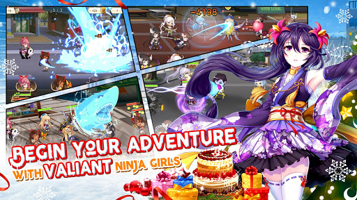 NinjaGirls:Reborn 1.168.0 screenshots 2