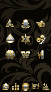 LAURUS Icon Pack - náhled