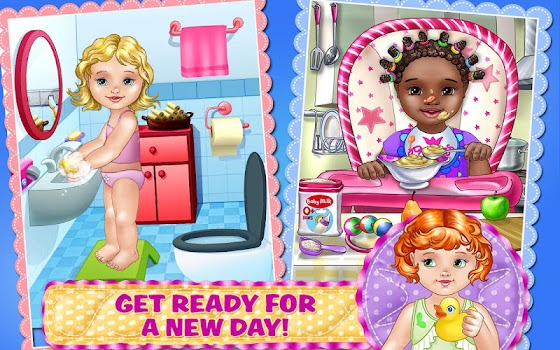 Baby Care and Dress Up Kids Game