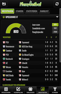 Flexvoetbal- screenshot thumbnail