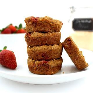 Skinny Strawberry Muffins.