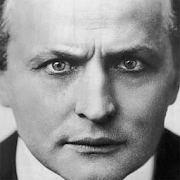 Houdini's last magic trick  Icon