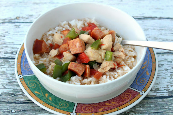 Bayou Stew Recipe