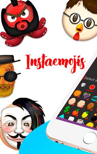 Emoji Maker - Create your Photo Emojis & Stickers 1.1.6.1 screenshots 8
