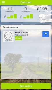 track2share- screenshot thumbnail