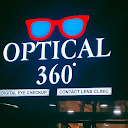 Optical 360, Wanowrie, Pune logo