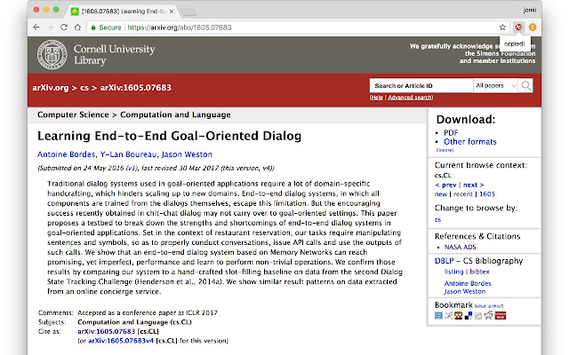 arXiv clip