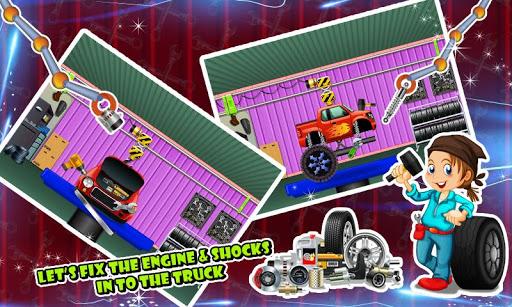 怪物卡车制造商和制造商