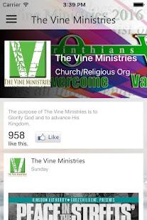 The Vine Ministries