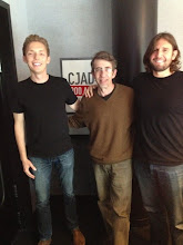 Photo: CJAD Radio in Montreal