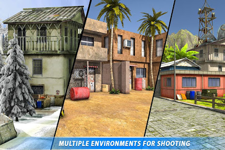 Download Counter Terrorist Robot Game: Robot Shooting Games For PC Windows and Mac apk screenshot 5