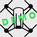 Tello FPV Demo - Control App for Ryze Tello RTH VR icon