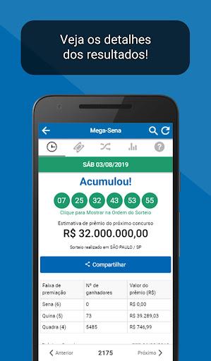 Loterias Mega Sena screenshot 3