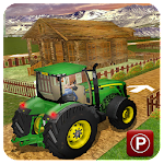Tractor Parking 3D 2016 Icon