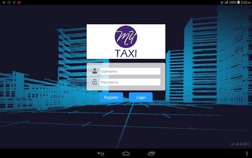 My-Taxis App