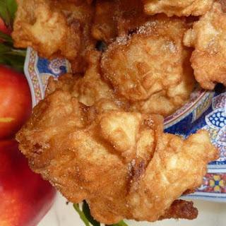 Apple Fritters Splendid.