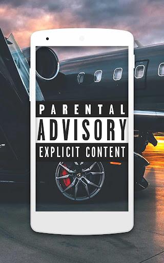 Parental Advisory Wallpapers HD 4K Screenshot 5