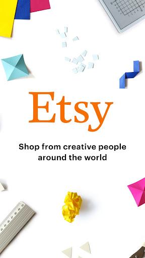 Etsy: Handmade Vintage Goods