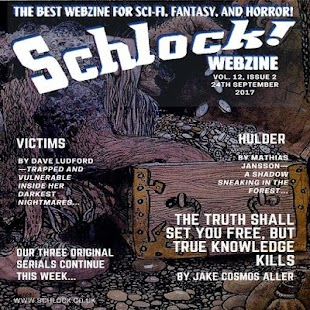Schlock vol: 12 Issue 2 (Fantasy and Horror zine)- screenshot thumbnail